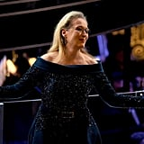 Meryl Streep got the glorious standing ovation she deserved.