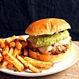 Queso Fundido Chorizo Burger