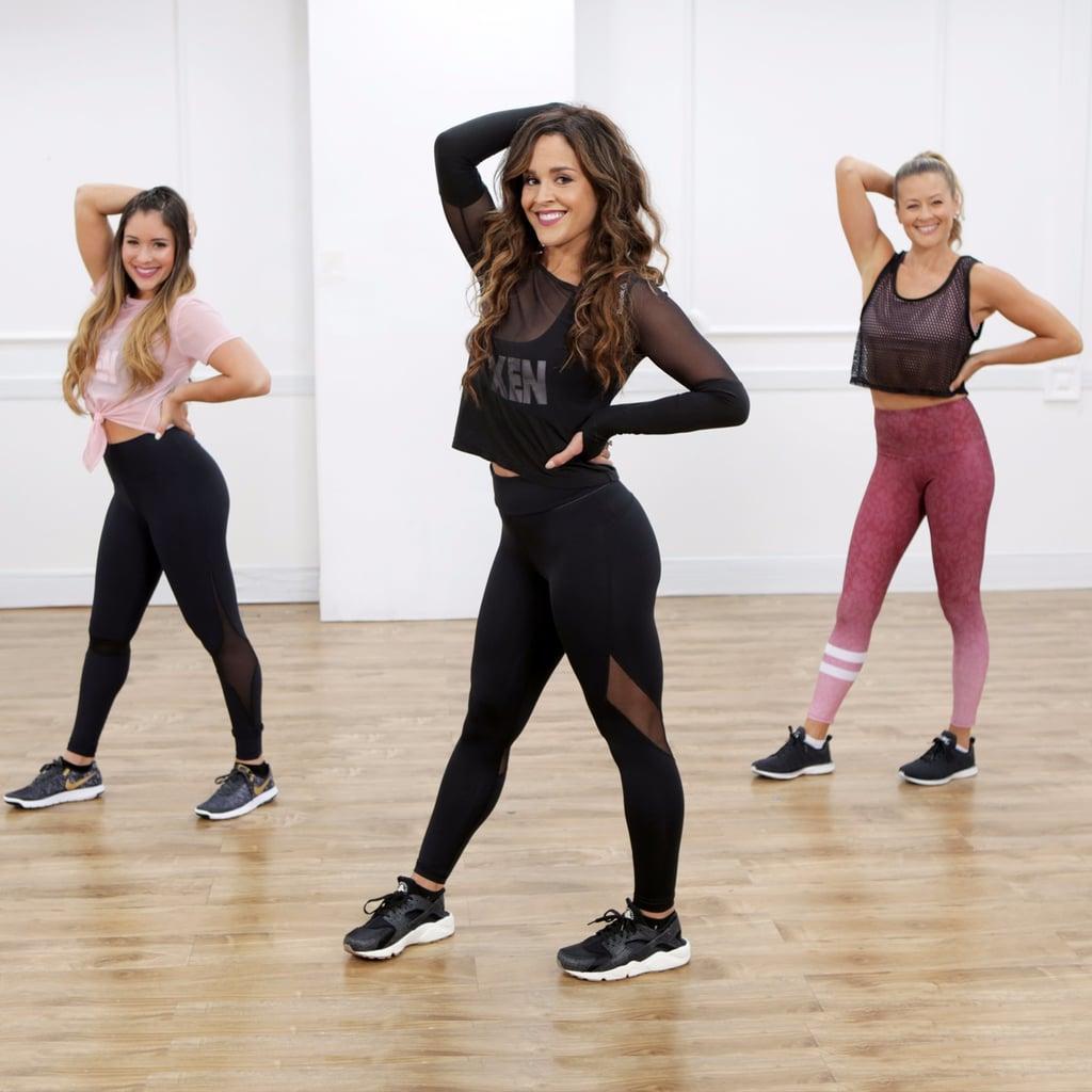 30-Minute Vixen Dance Workout — It's a Hot One!