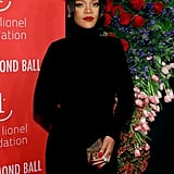 Rihanna's Givenchy Gown at The Diamond Ball 2019