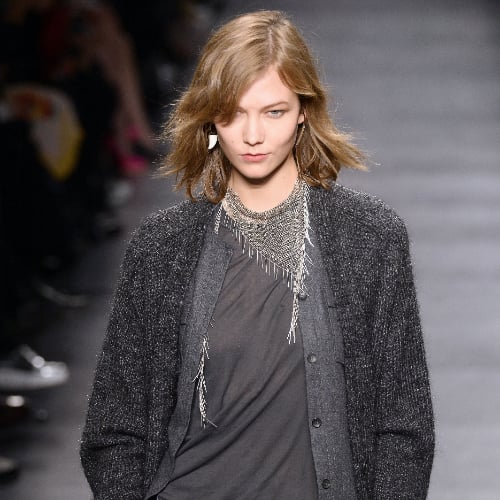 Isabel Marant Fall 2014 Hair and Makeup | Runway Pictures