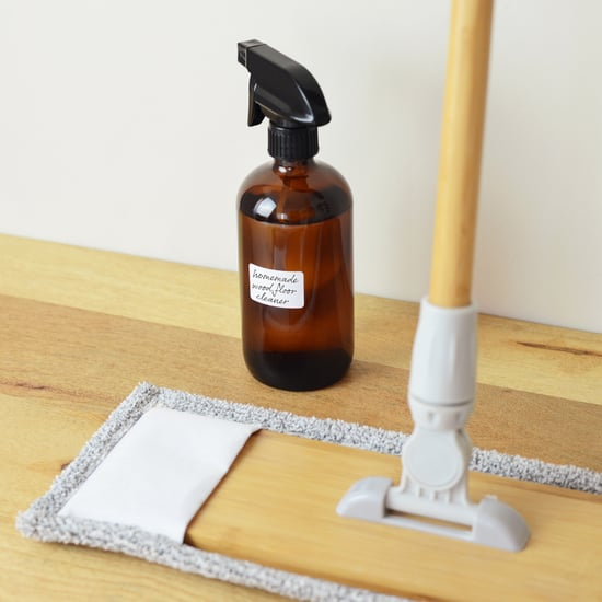 How to Make Homemade Wood-Floor Cleaner