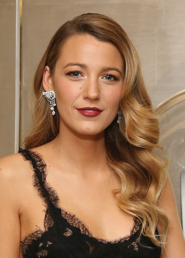 Blake Lively's enviable blond strands always seem be styled in the most gorgeous, effortless waves.