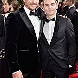 James and Dave Franco Prove That 2 Is Better Than 1 at the Golden Globes