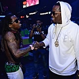 Lil Wayne and Diddy