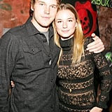 Emily VanCamp and Chris Pratt