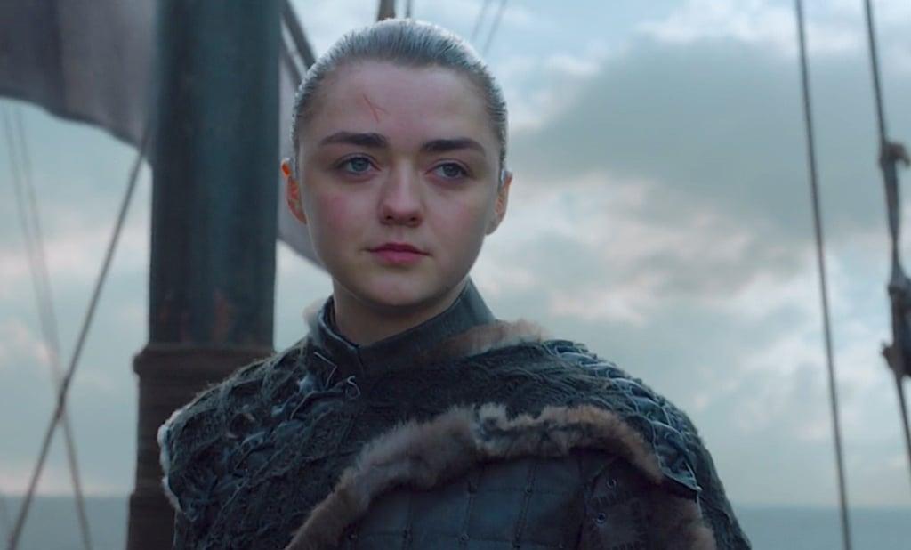 What Happens to Arya Stark?