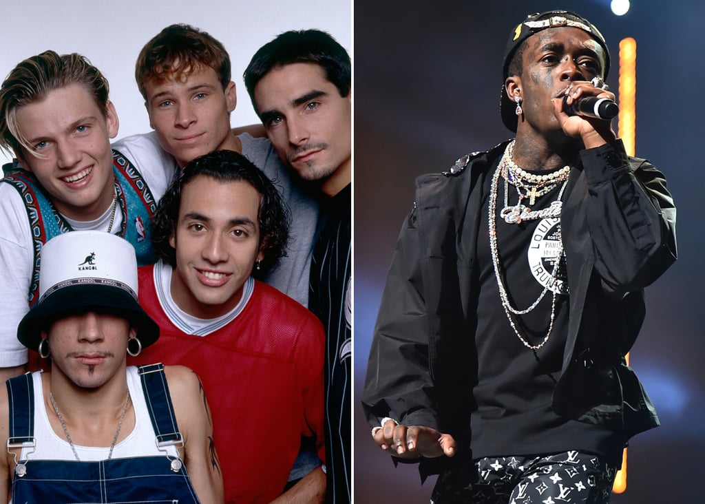 "Lil Uzi Vert Samples the Backstreet Boys in ""That Way"""