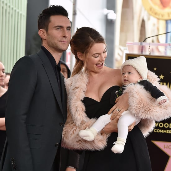 Ellen DeGeneres Names Adam Levine's Baby