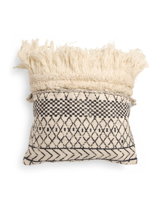 Made in India Jacquard Pillow