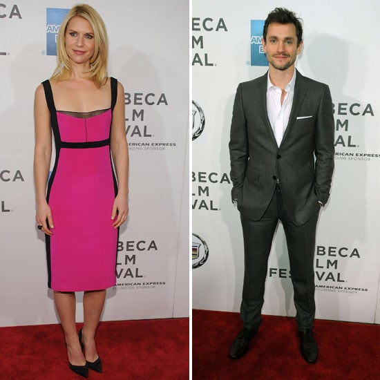 Claire Danes and Hugh Dancy Pictures at Hysteria Premiere