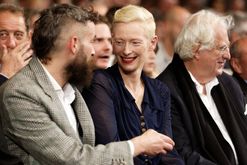 Pictures of Tilda Swinton and Sandro Kopp Together
