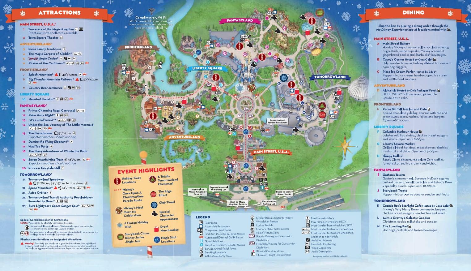 Allergy Friendly Mickeys Very Merry Christmas Party 2021 Mickey S Very Merry Christmas Party At Disney World 2018 Popsugar Family
