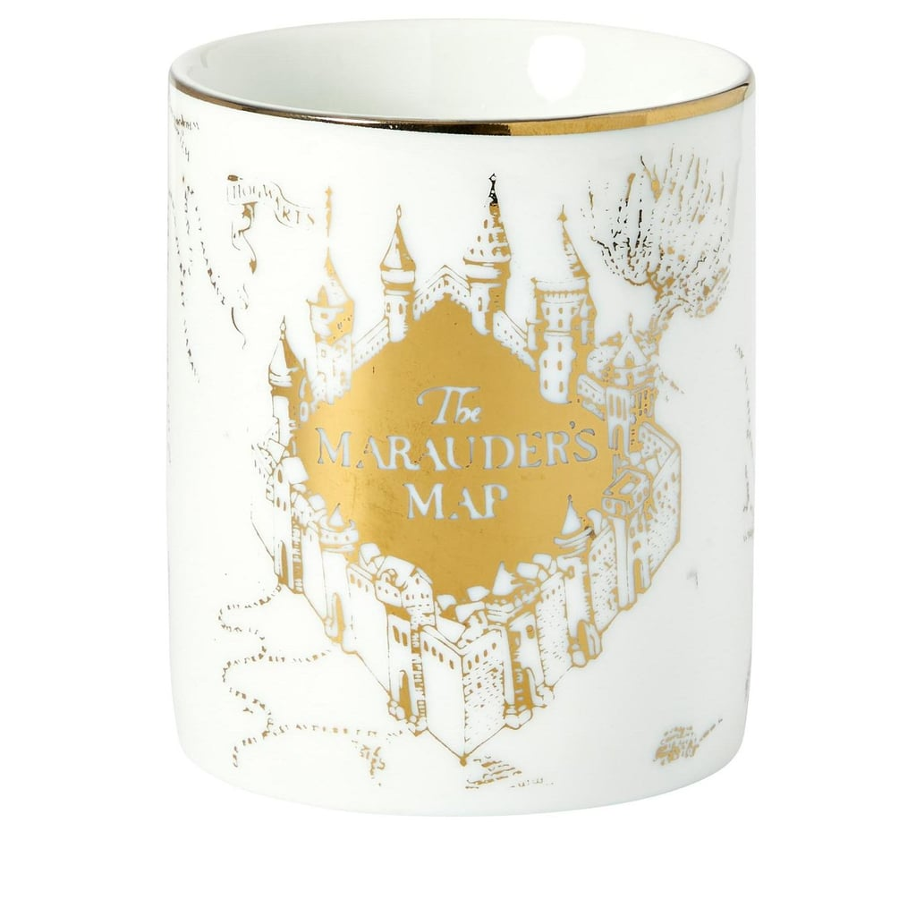 Target's Harry Potter Dinnerware Set Comes With a Marauder's Map Mug