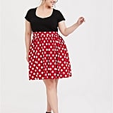 Disney Minnie Mouse Polka Dot Skater Dress