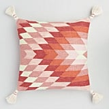 Warm Woven Kalahari Indoor Outdoor Throw Pillow