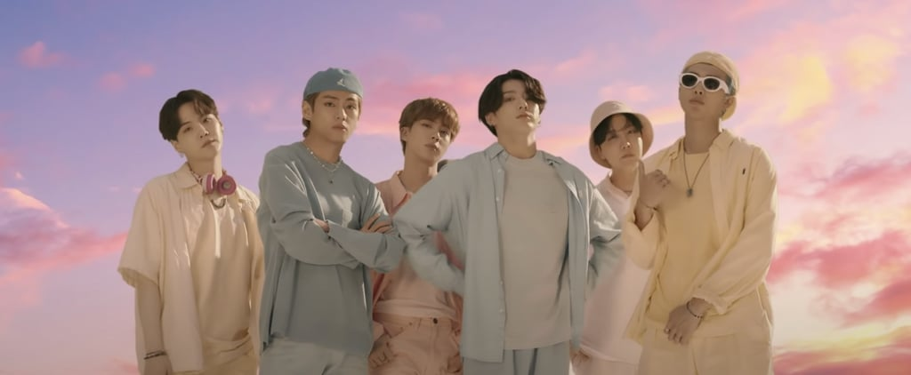 "Watch BTS in ""Dynamite"" Music Video"