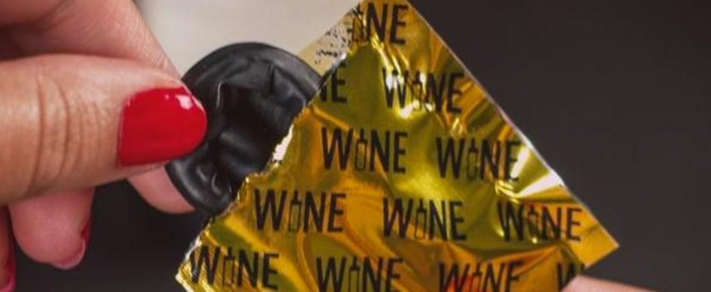 Condom Wine Stopper