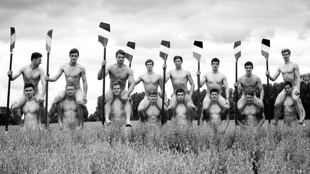 Warwick Men's Rowing Team Naked Calendar 2015 | POPSUGAR Celebrity