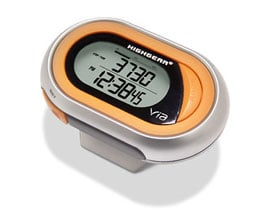 Pedometers Help Us Lose Weight and Lower Blood Pressure