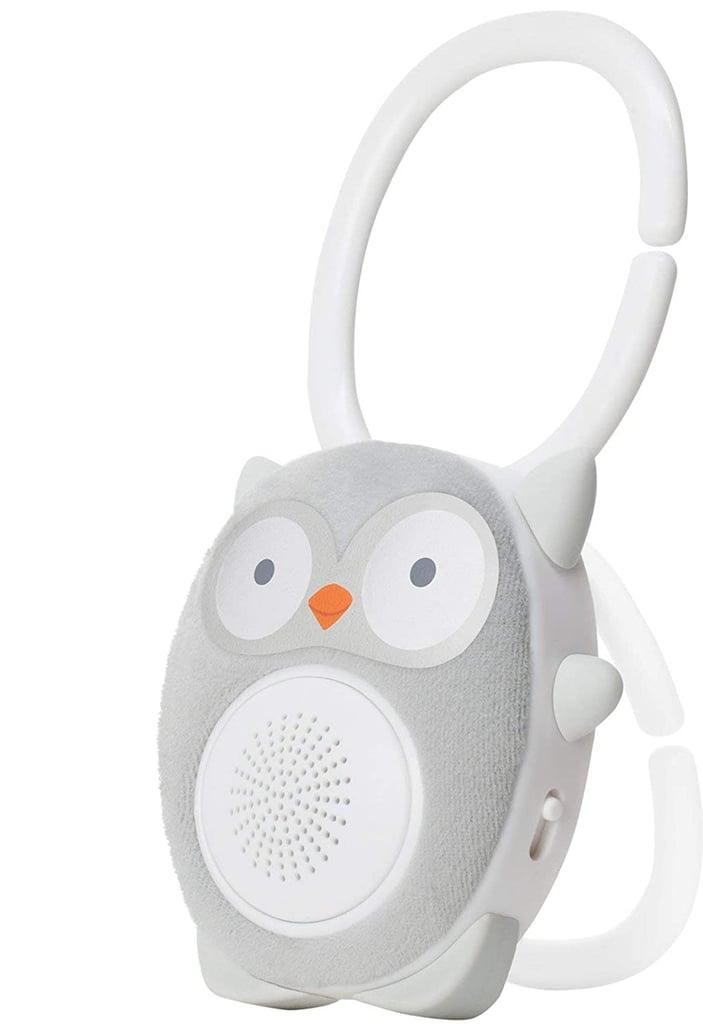 WavHello SoundBubWhite Noise Machine and Bluetooth Speaker