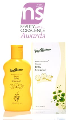 Paul Penders Natural Baby Shampoo