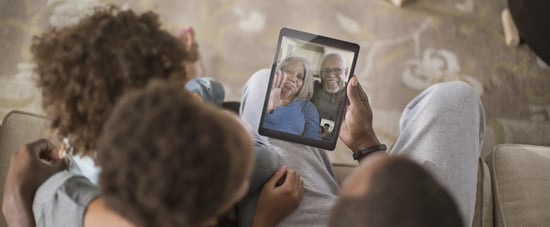 How to Use Online Activities to Connect With Grandparents