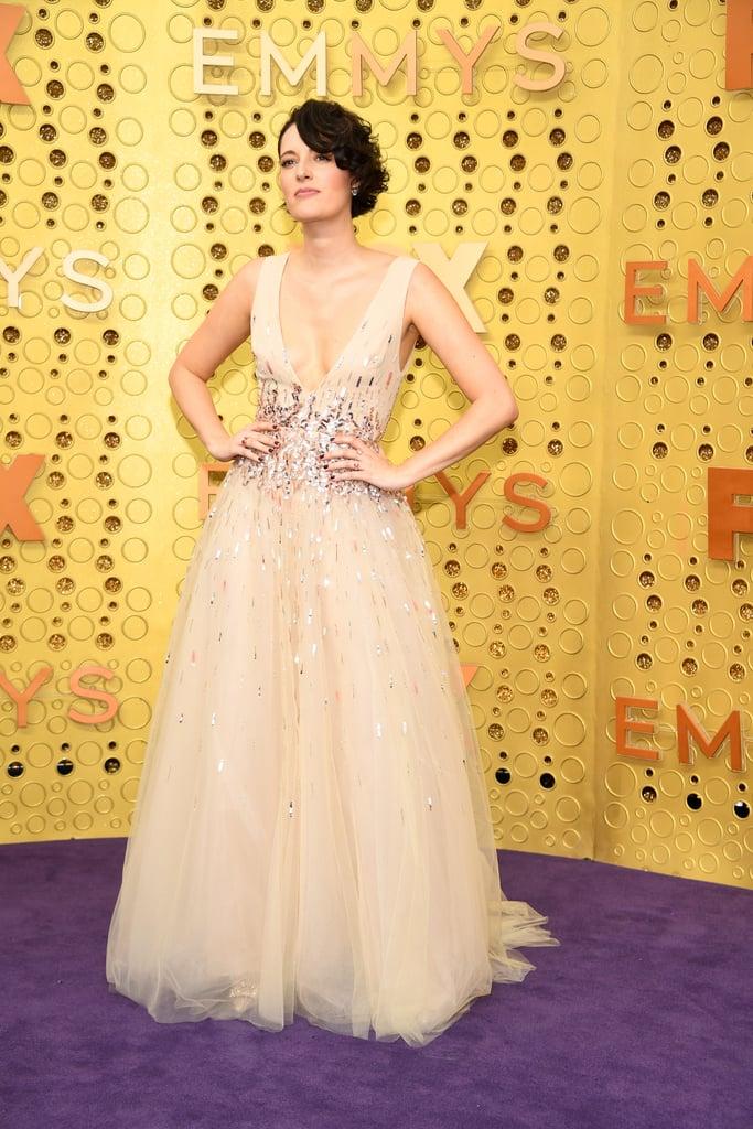 Phoebe Waller-Bridge at the 2019 Emmys