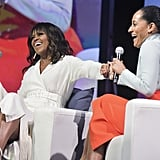 She Used Her Platform For Good at the United State of Women Summit in LA