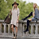 Free People's Fall Lookbook Will Make You Want to Plan a Paris Trip With Your BFF