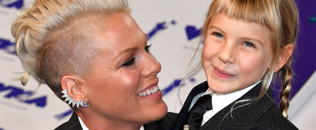 Pink on Daughter Willow Never Crying Quotes May 2018