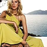 Escada Spring 2012 Ad Campaign
