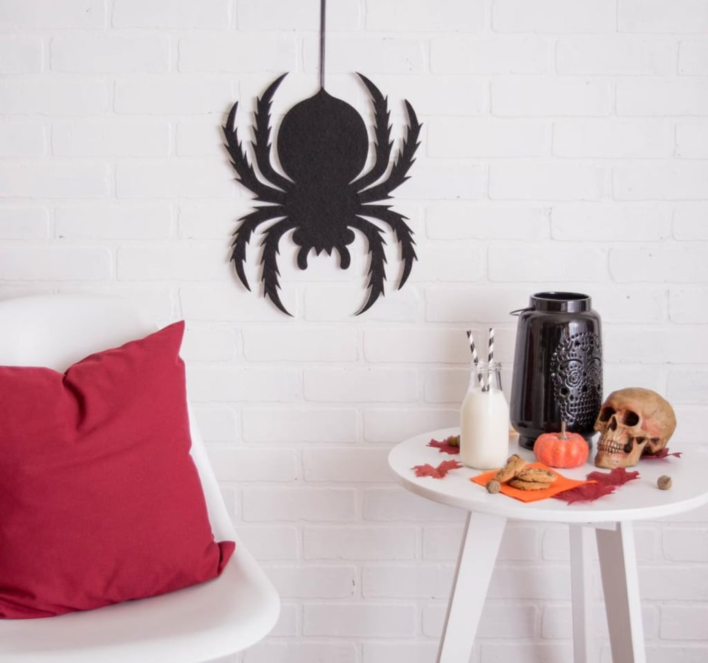 DII Spider Wall Plaque