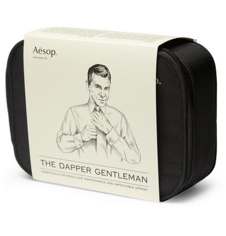Seaop Designs Mr Porter Dapper Gentleman Grooming Kit