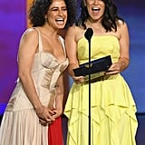 Pictured: Ilana Glazer and Abbi Jacobson