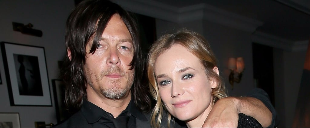 The Beginning of Norman Reedus and Diane Kruger's Relationship Is a Little Complicated