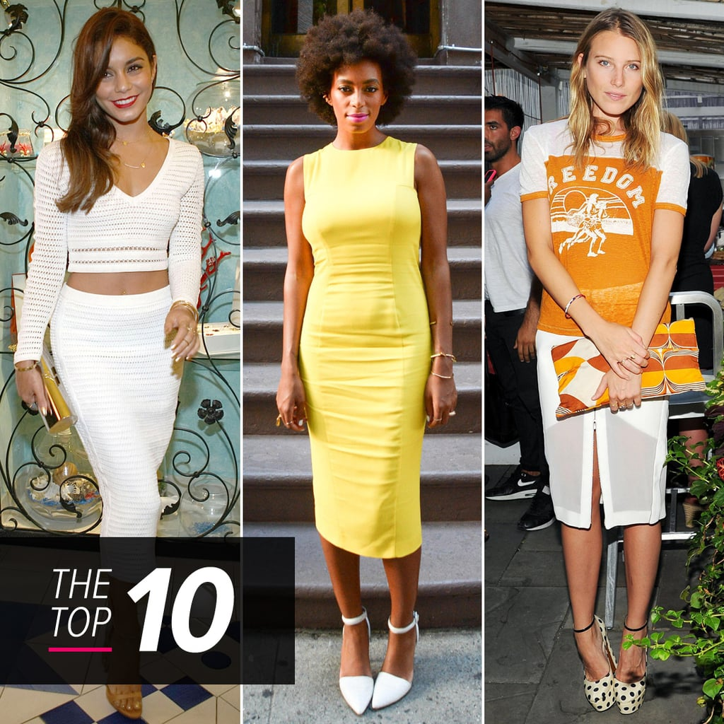 Best Celebrity Style | July 15, 2013