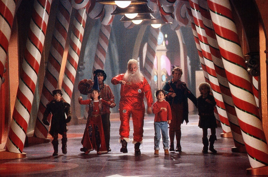 the santa clause movies north pole - Santa And The North Pole