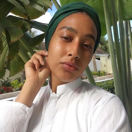 استبعاد ماريا الإدريسي من حملة ترويجية ضخمة لارتدائها الحجاب