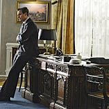 Tony Goldwyn in the season premiere of Scandal.