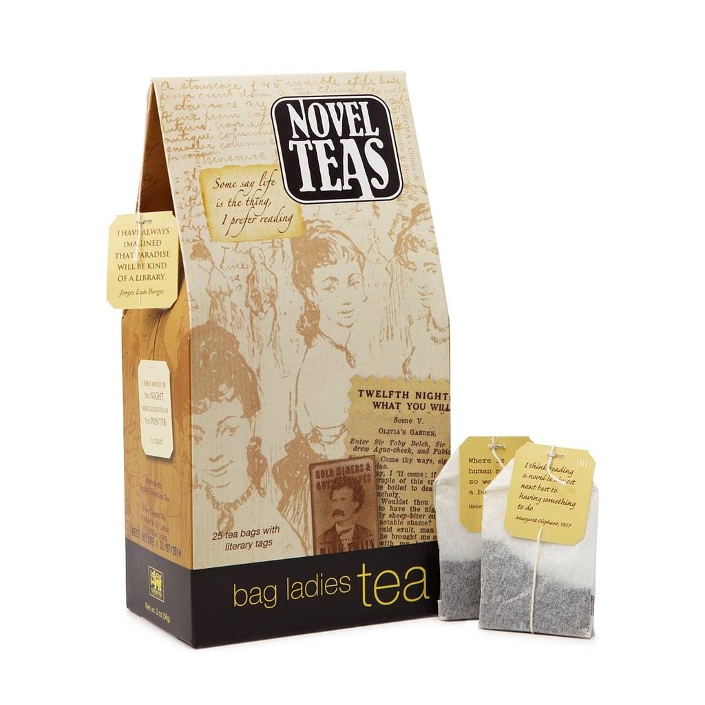 Novel Teas ($13)