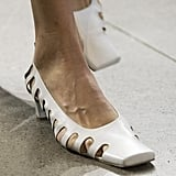 Bevza Leather Pumps