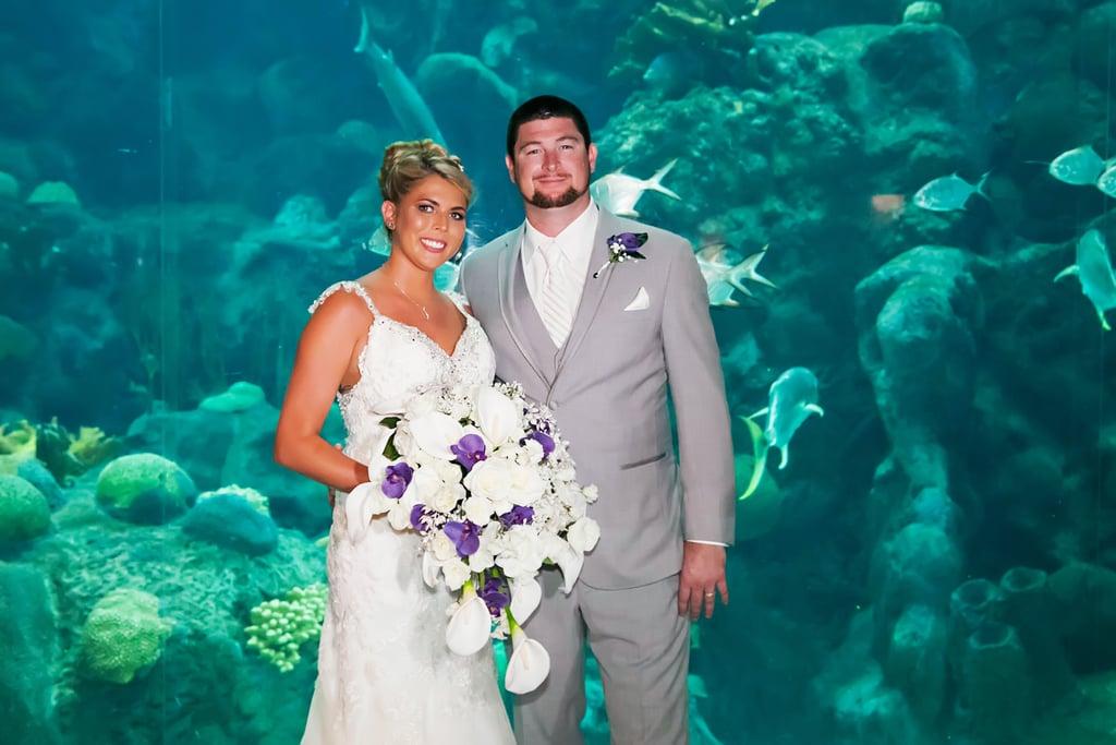 Aquarium Wedding   POPSUGAR Love & Sex Photo 53
