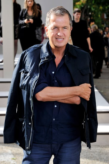 """Mario Testino On Malnourished Models: """"The World Has Greater Problems Than Anorexia"""""""