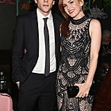 Isla Fisher and Jesse Eisenberg linked up in NYC to premiere Now You See Me.