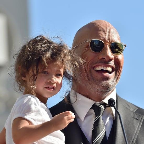 Dwayne Johnson Jokes About Showing Daughters A Quiet Place