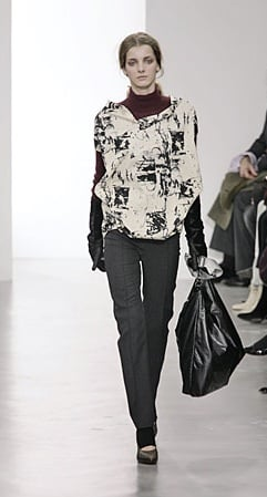 Milan Fashion Week, Fall 2007: Marni