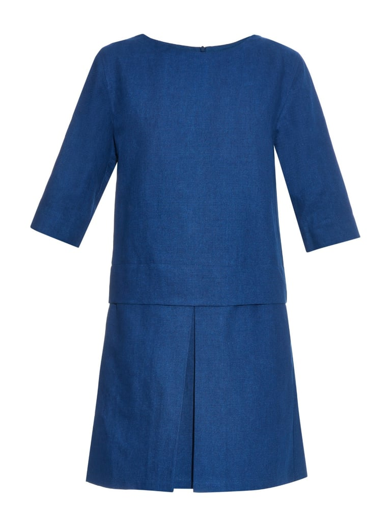 A.P.C. Moon dropped-waist denim dress ($291)