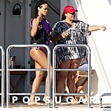 Rihanna in Charlie by Matthew Zink Bikini Pictures