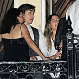 Pictures of Drew Barrymore and Justin Long